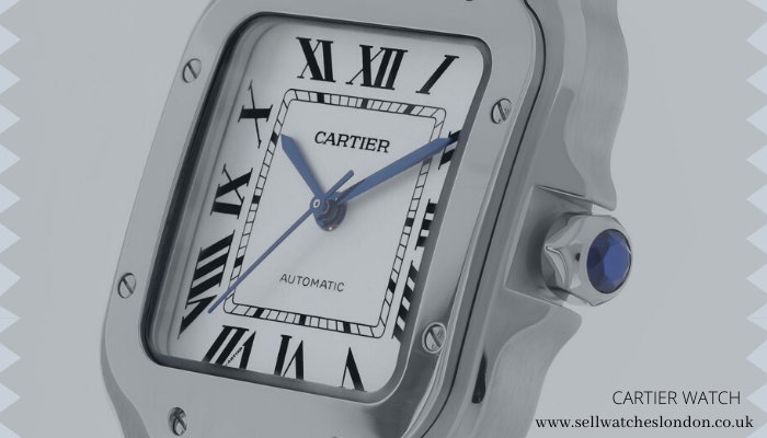 comprehensive guide to sell cartier watch
