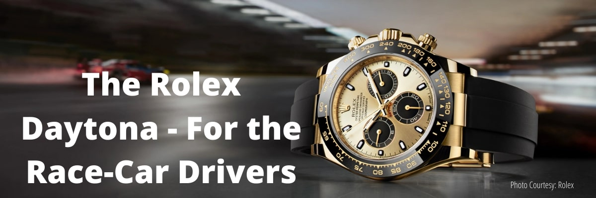 The Rolex Daytona - For the Race - Car Drivers