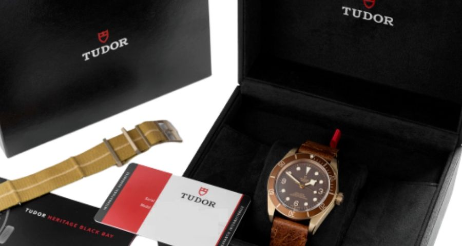 Review Tudor Heritage Black Bay Bronze