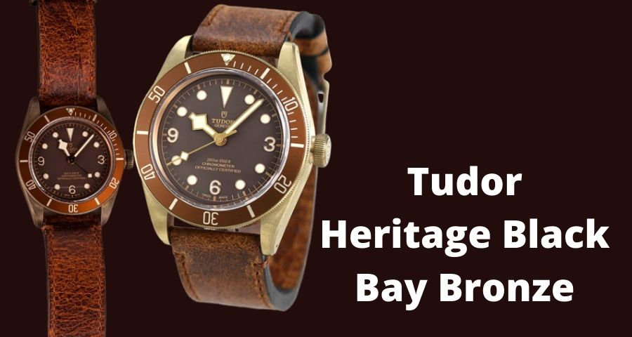 Tudor Heritage Black Bay Bronze | Sell Your Watch London