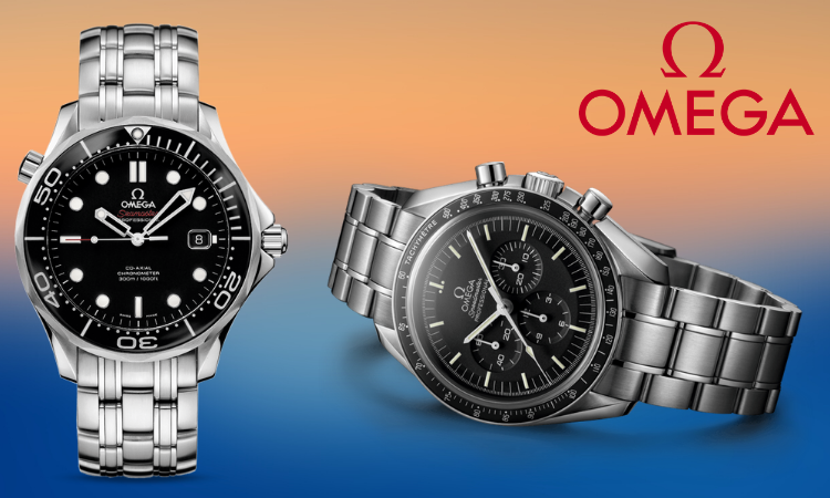 top 3 omega watches for every occasion