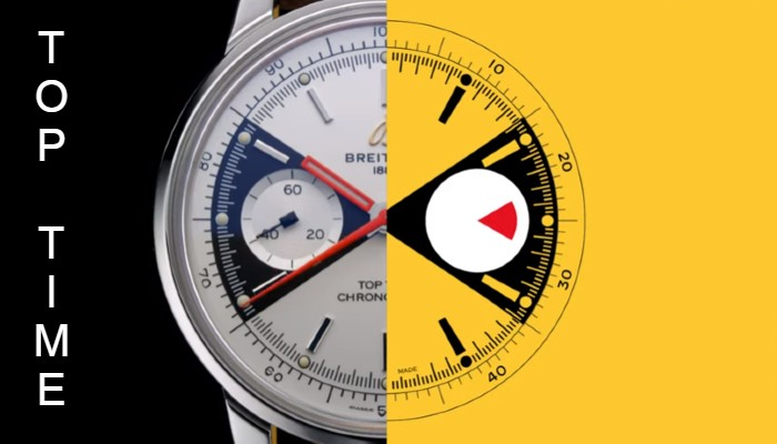 breitling limited edition top time