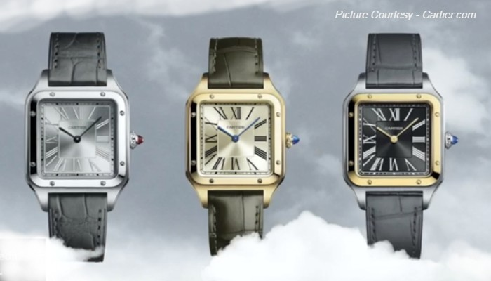 new cartier watches 2020