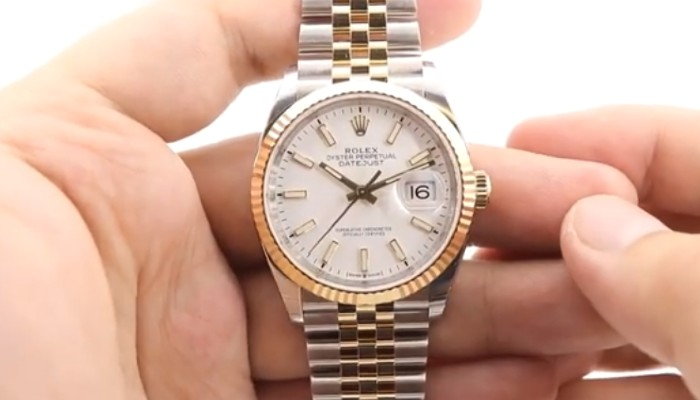 sell rolex datejust