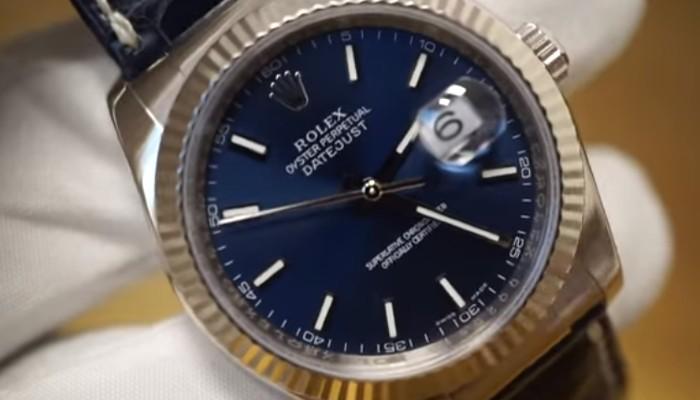 sell rolex datejust watch