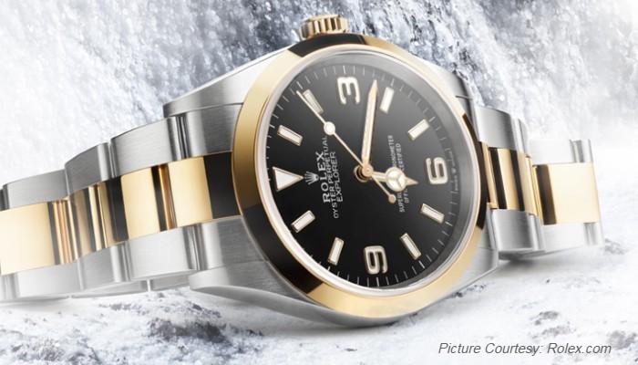 sell rolex watch london