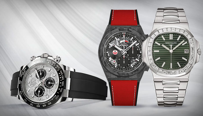 sell luxury watches in london