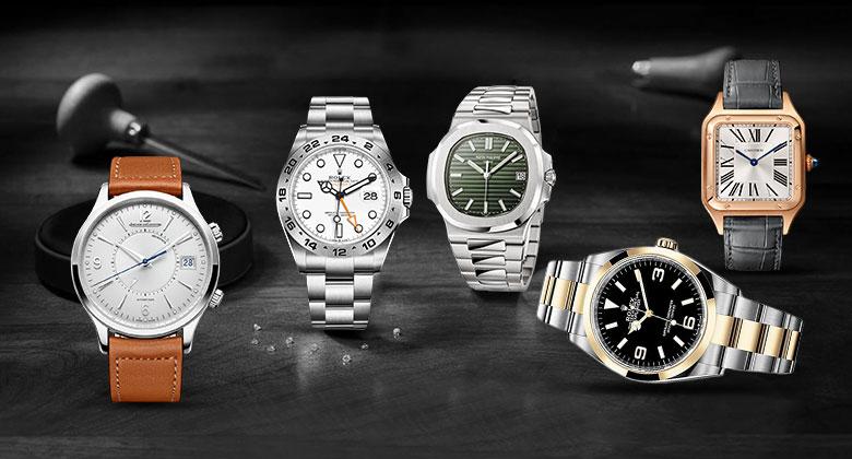 New Luxury Watches of 2021